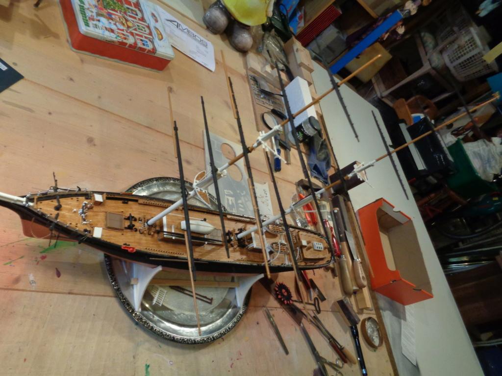 Cutty Sark von Revell 1:96 gebaut von Maat Tom - Seite 2 Dsc06127