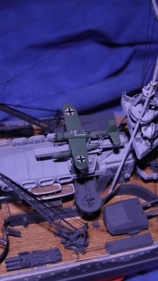 DKM Scharnhorst 1:200 gebaut von Maat Tom Img_6011