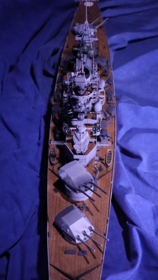 DKM Scharnhorst 1:200 gebaut von Maat Tom Img_6012
