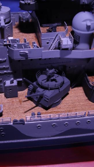 DKM Scharnhorst 1:200 gebaut von Maat Tom Img_6015