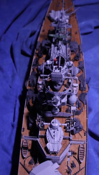 DKM Scharnhorst 1:200 gebaut von Maat Tom Img_6017