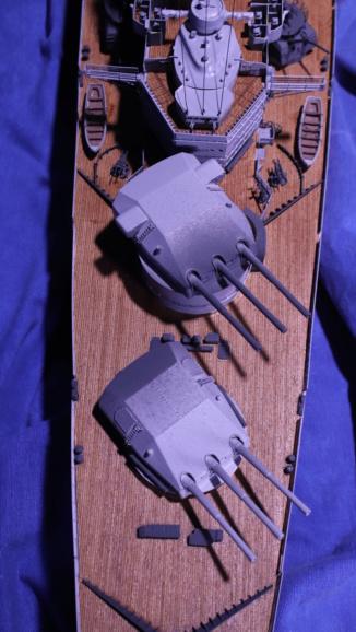 DKM Scharnhorst 1:200 gebaut von Maat Tom Img_6018