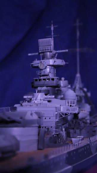 DKM Scharnhorst 1:200 gebaut von Maat Tom Img_6019