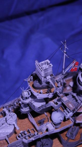 DKM Scharnhorst 1:200 gebaut von Maat Tom Img_6020