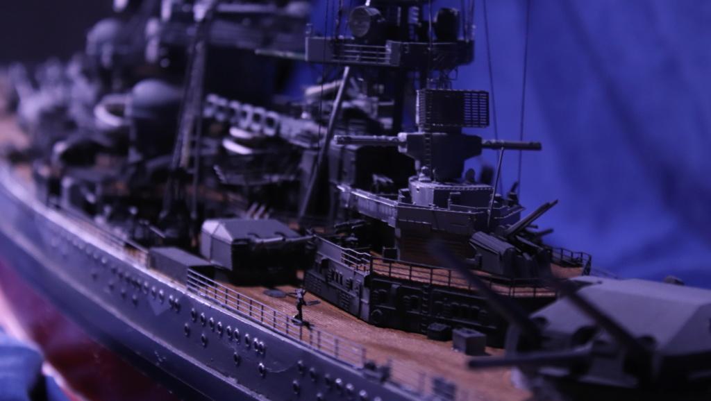 DKM Scharnhorst 1:200 gebaut von Maat Tom Img_6023