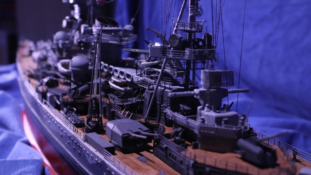 DKM Scharnhorst 1:200 gebaut von Maat Tom Img_6026