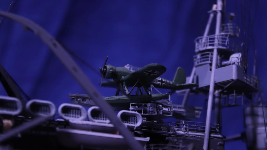 DKM Scharnhorst 1:200 gebaut von Maat Tom Img_6120