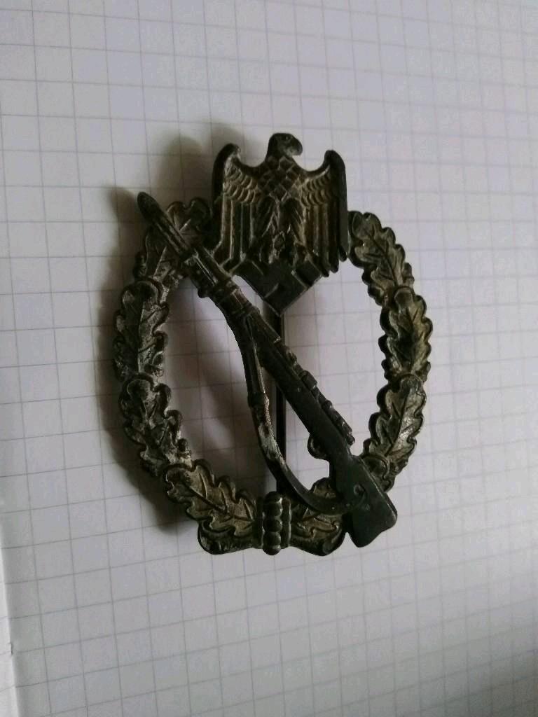 Identification d'un ISA ( infanterie Sturm Abzeichen) - badge d'assaut.  Image_10