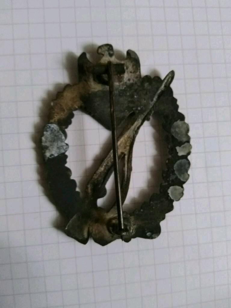 Identification d'un ISA ( infanterie Sturm Abzeichen) - badge d'assaut.  Image_11