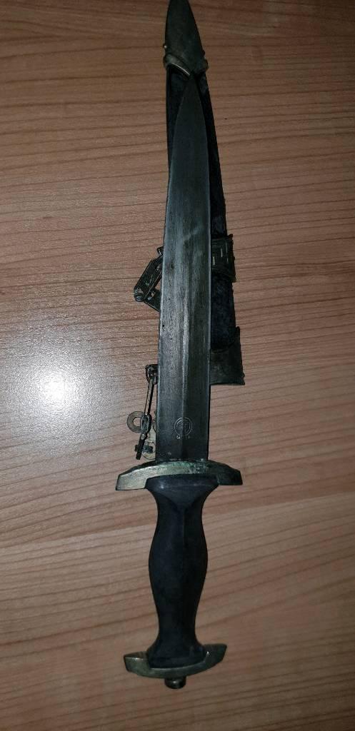 Dague Waffen SS chainée Img_1533