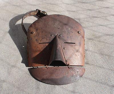"""Quelqu'un connaît il ce masque pour """"Panzerfahrer"""" allemand ..?!? S-l40012"""