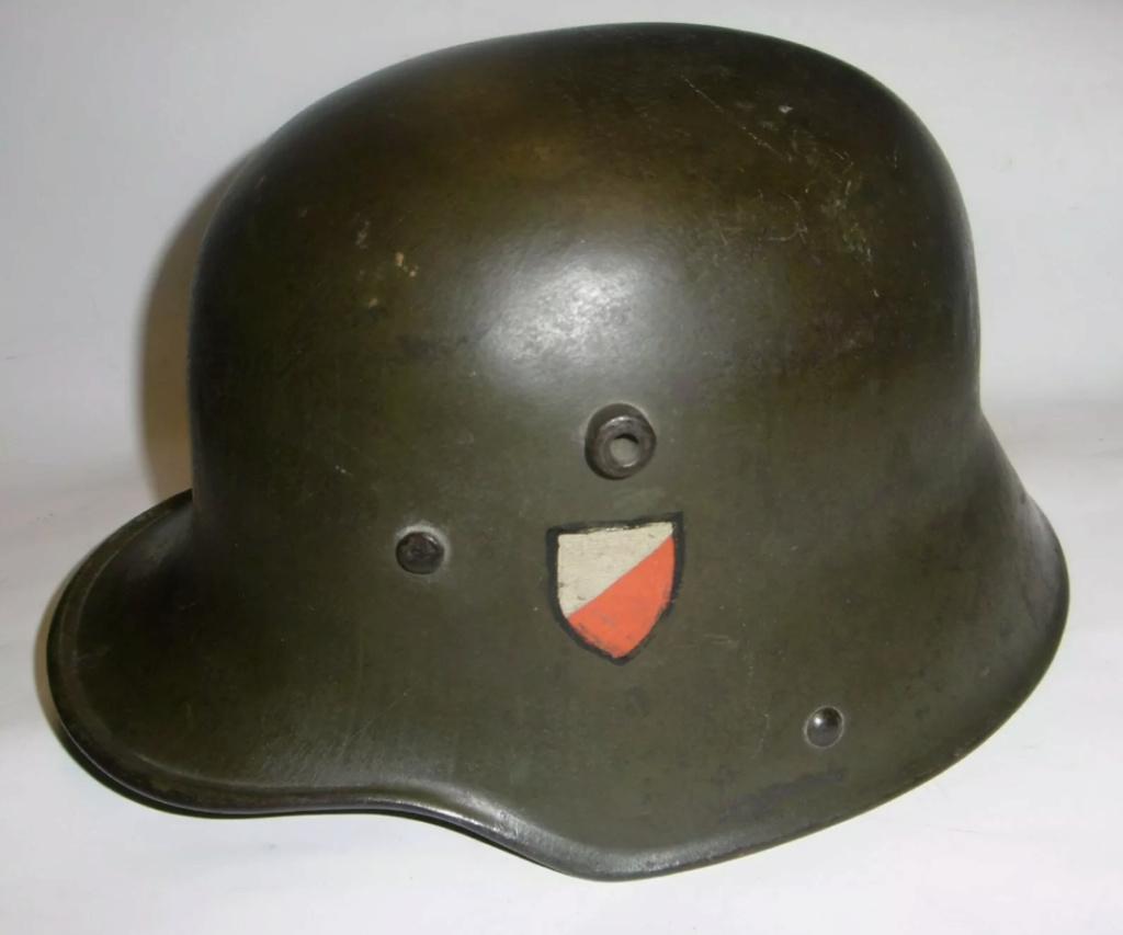 Casque M16 avec coiffe à bandeau métallique encore jamais  vu... Scree188