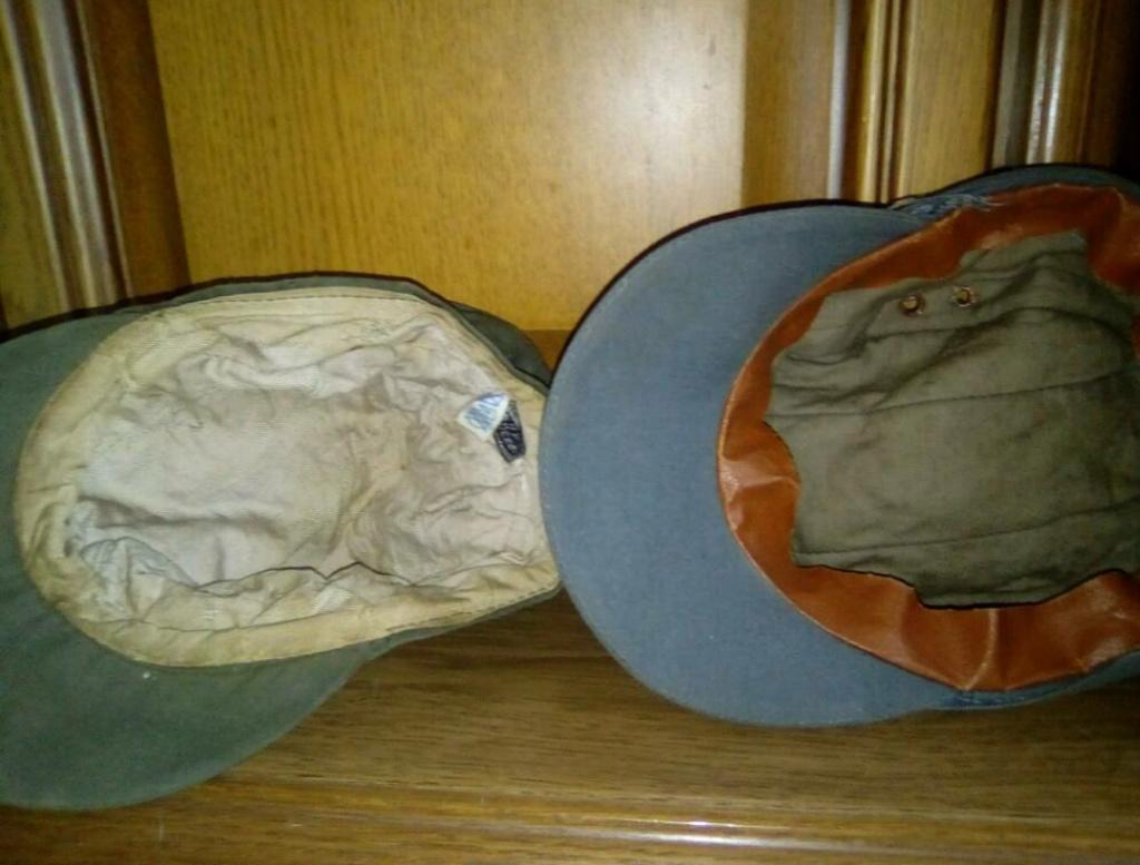 Deux casquettes Allemandes Screen71
