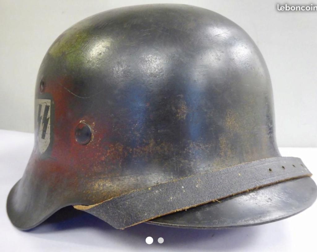 Du lourd ce matin, un casque M42 Camo... Screen85