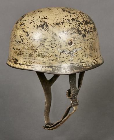 Casque Fallschirmjäger M38 camouflé Ww2_ge11