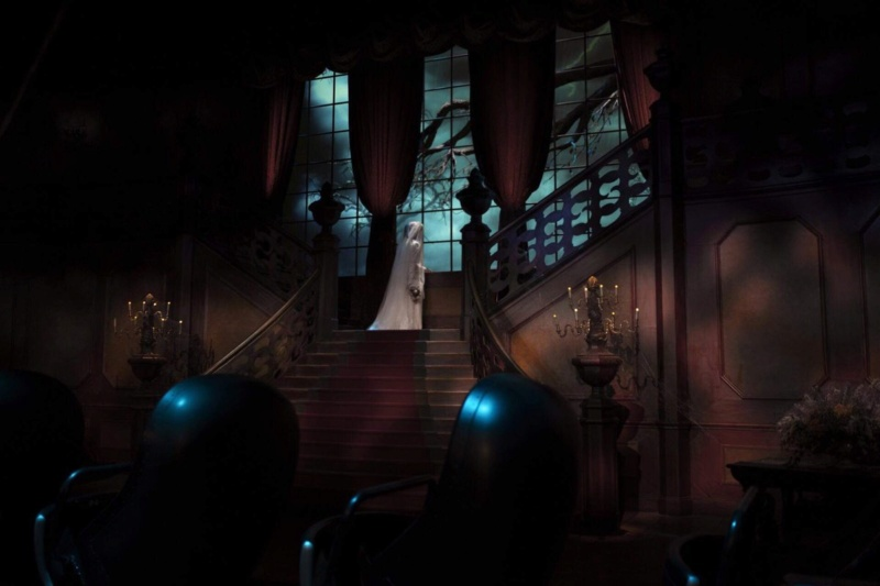 Phantom Manor - Réhabilitation [Frontierland - 2017-2019] - Page 31 Dtzg5k10
