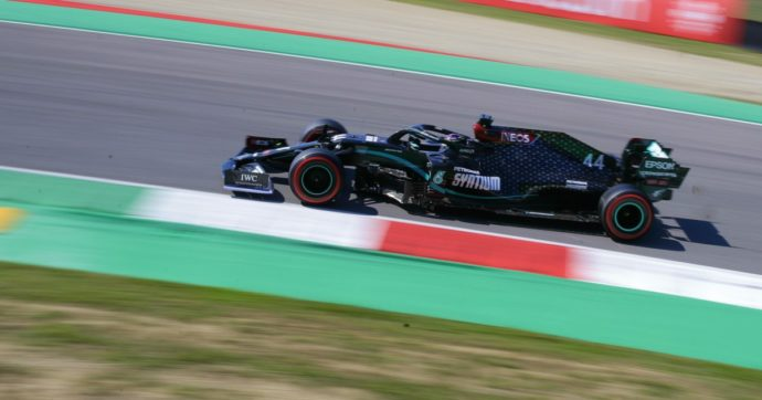 F1: Hamilton trionfa al Mugello davanti a Bottas, ottavo Leclerc Hamilt10