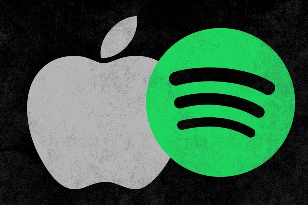 Spotify contro Apple, abbonamento unico è anti-concorrenziale Spotif10