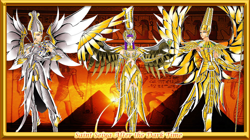 Saint Seiya After the Dark Time