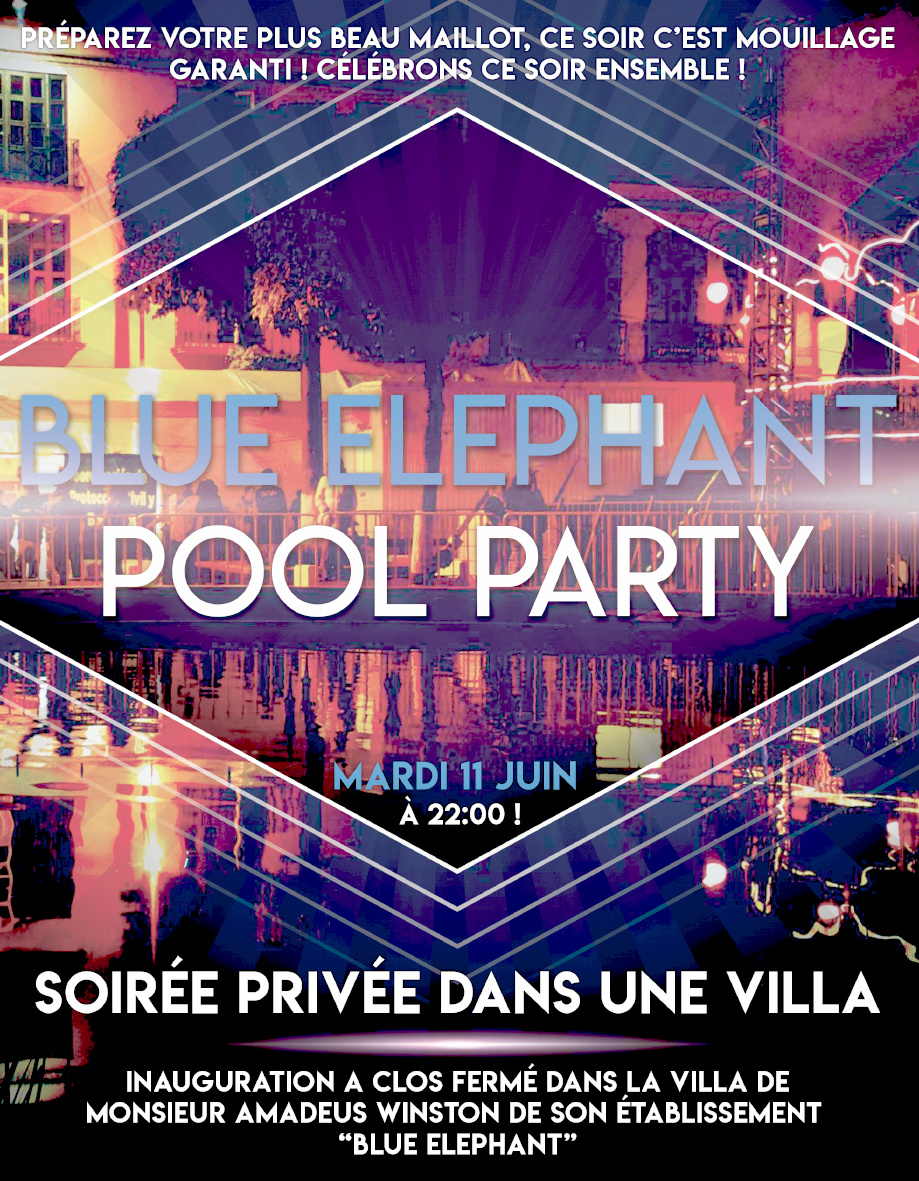 (ARTICLE) San News Times | Party Pool Party  (11 JUIN 2019) Polpa10