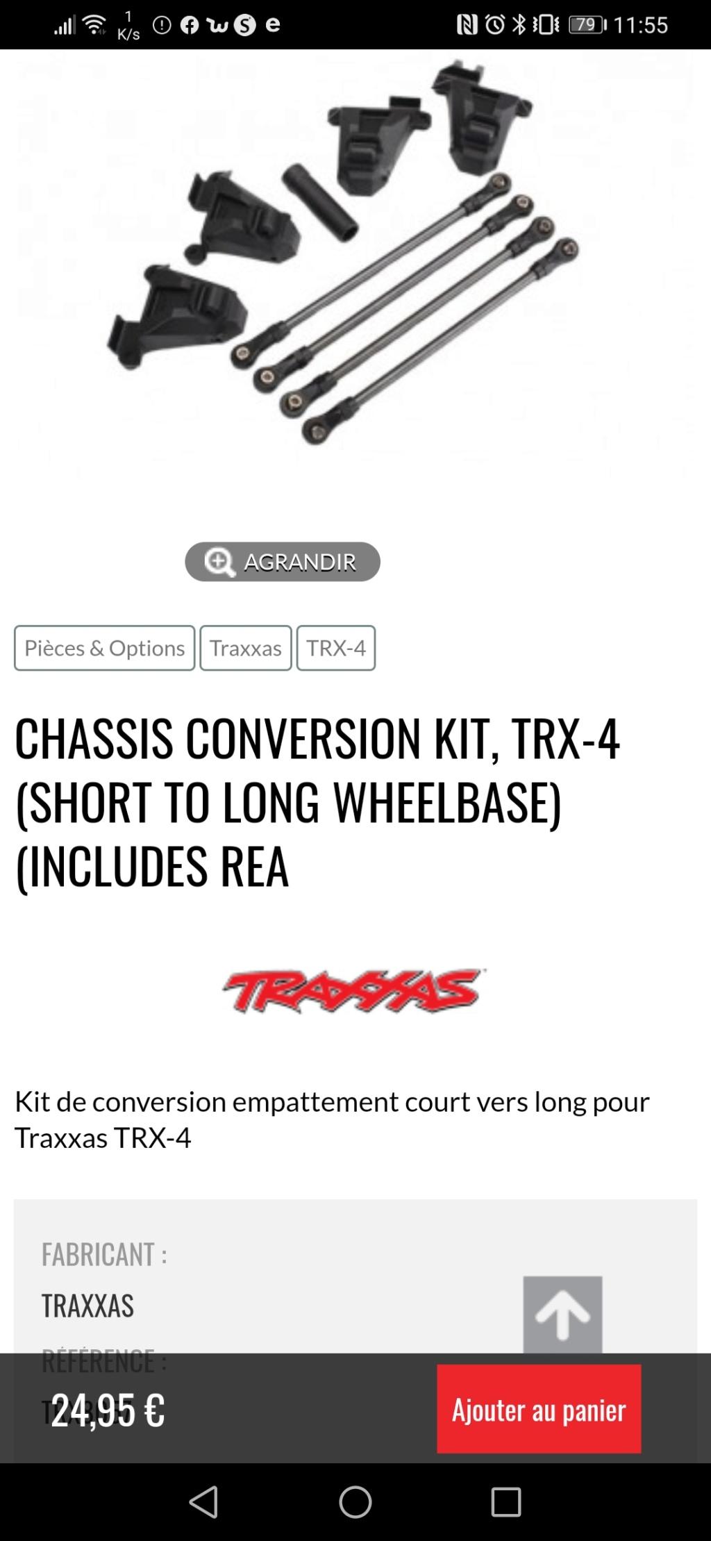 [In progress] KIT TRX-4 orange Def style - Page 2 Screen10