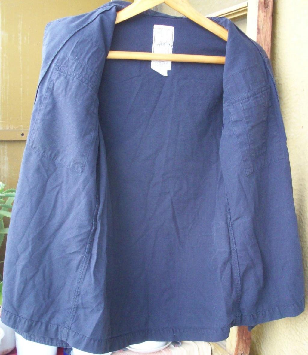 Norwegian Navy blue work jacket... What model? 02110