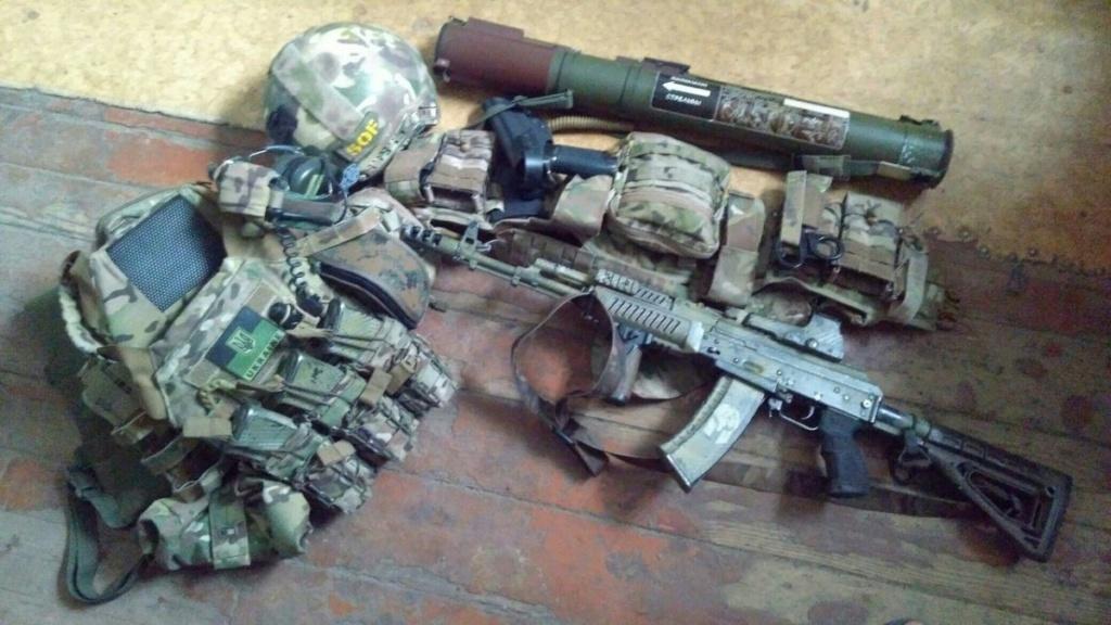 Modern Ukrainian uniform in photographs 1_410
