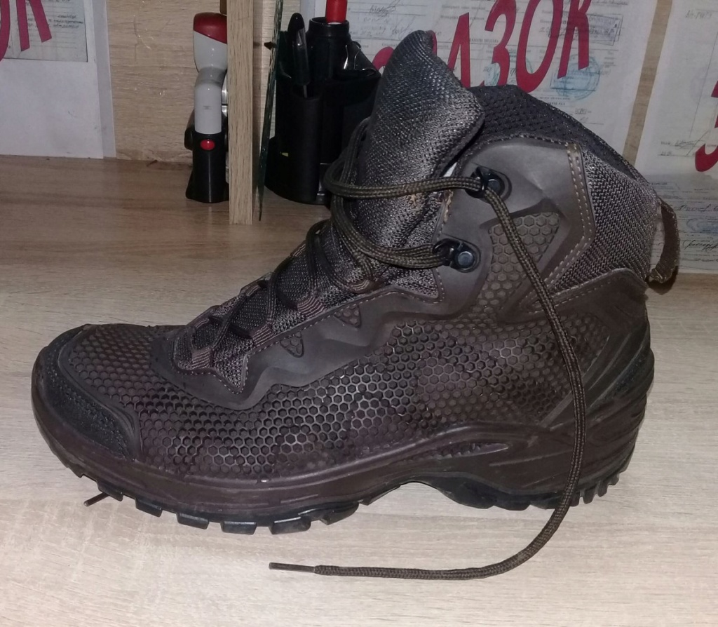 New experimental combat boots are under field tests 20200110