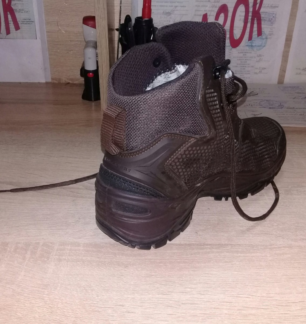 New experimental combat boots are under field tests 20200112