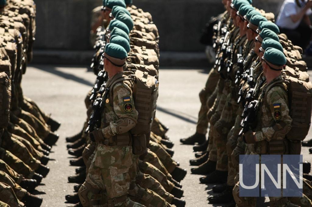 Modern Ukrainian uniform in photographs 20ecf010