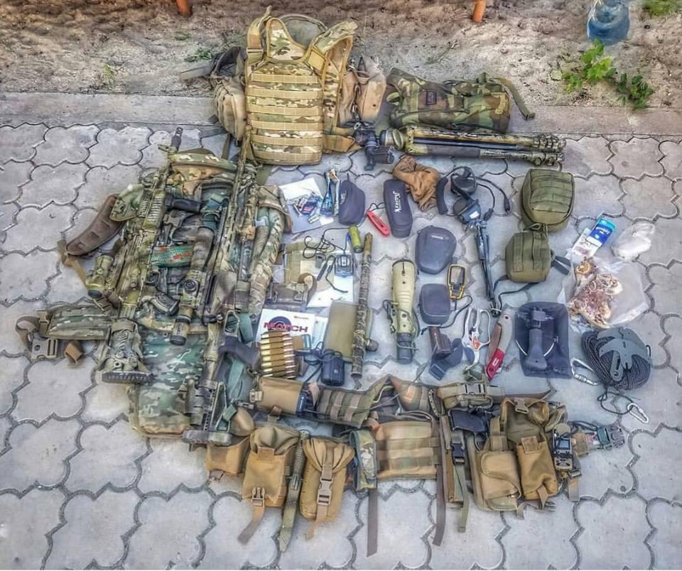 Modern Ukrainian uniform in photographs 210