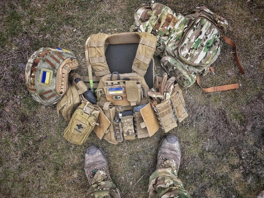 Modern Ukrainian uniform in photographs 2_111
