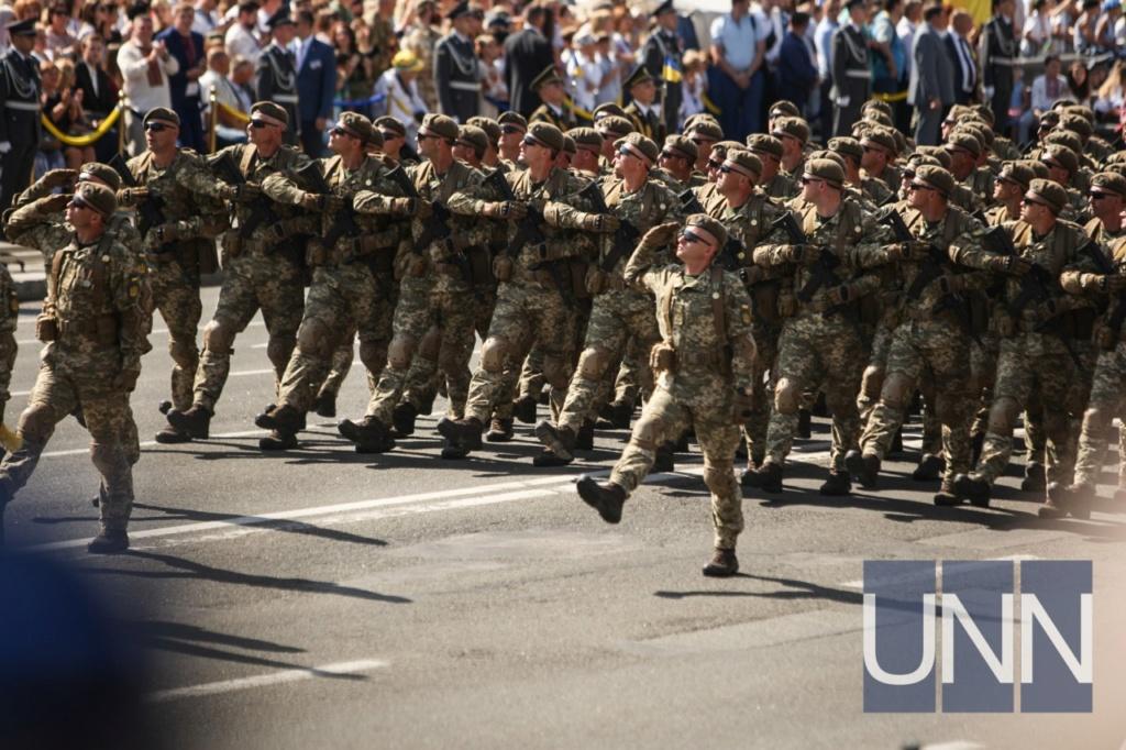 Modern Ukrainian uniform in photographs 2a923910