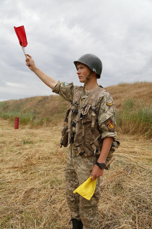 Modern Ukrainian uniform in photographs - Page 31 34560110