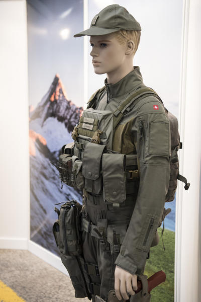 New (possible) uniform of the Swiss Armed Forces? 34f78b10