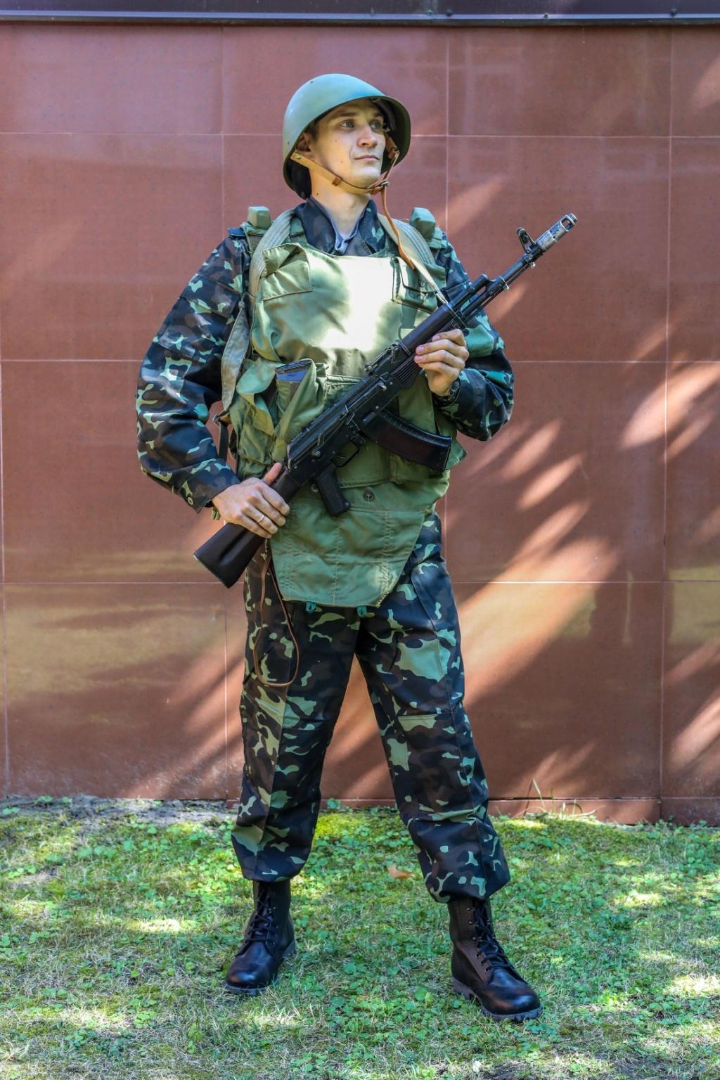 Modern Ukrainian uniform in photographs 39799810