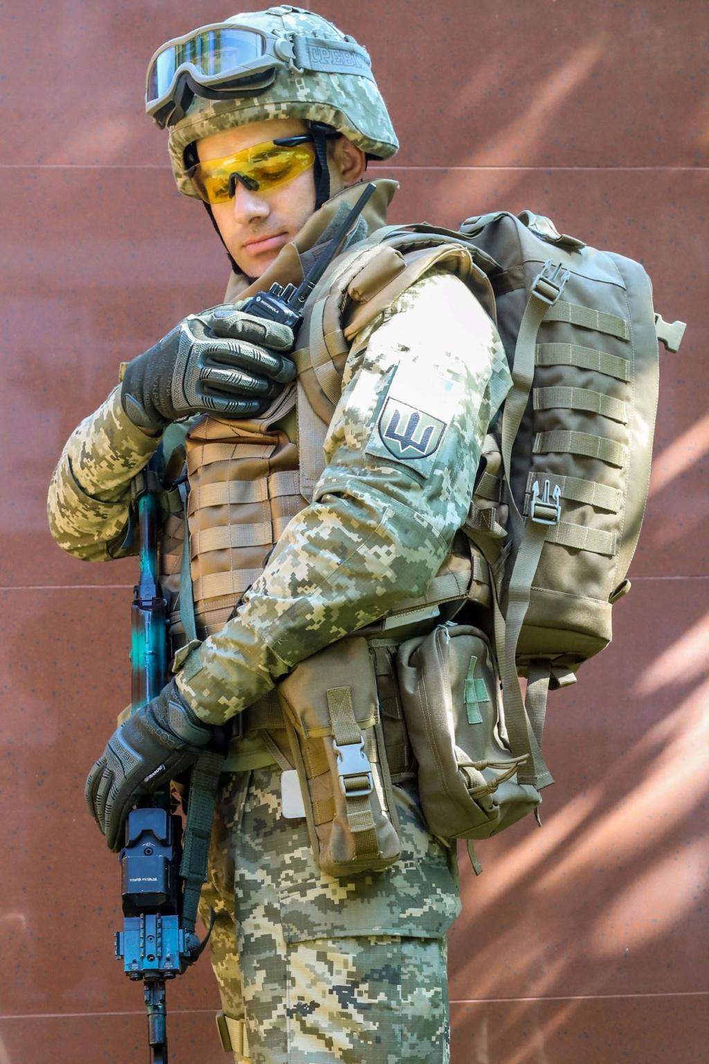 Modern Ukrainian uniform in photographs 39950210