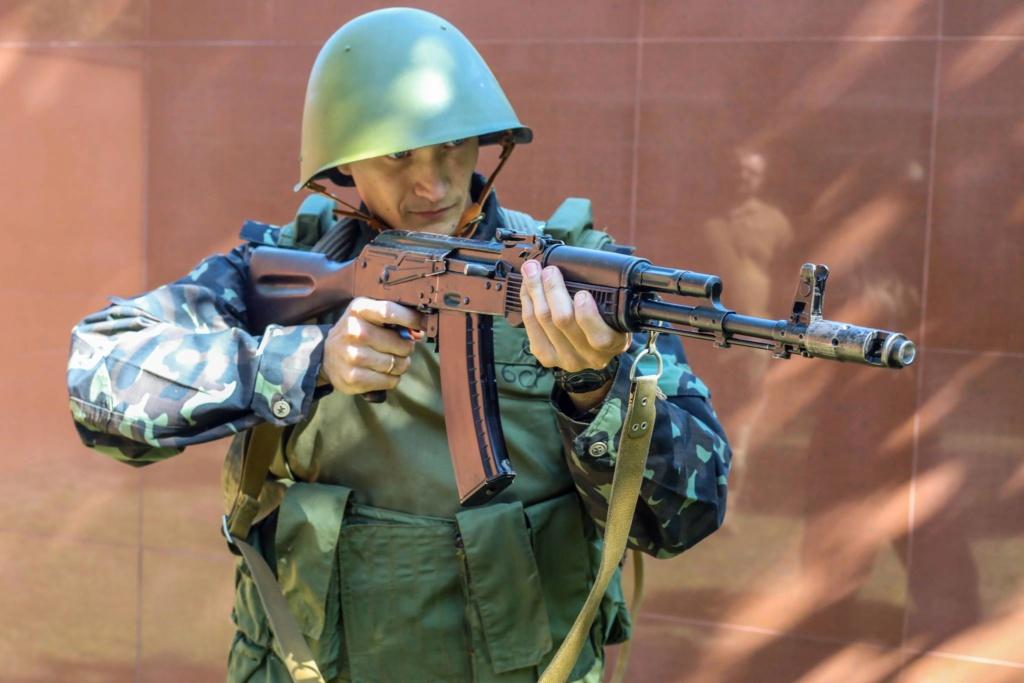 Modern Ukrainian uniform in photographs 39953610