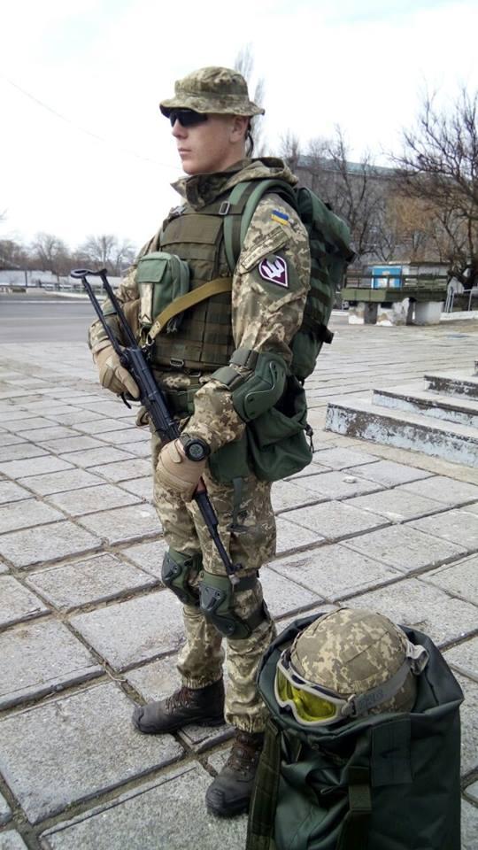 Modern Ukrainian uniform in photographs 4-_aao12