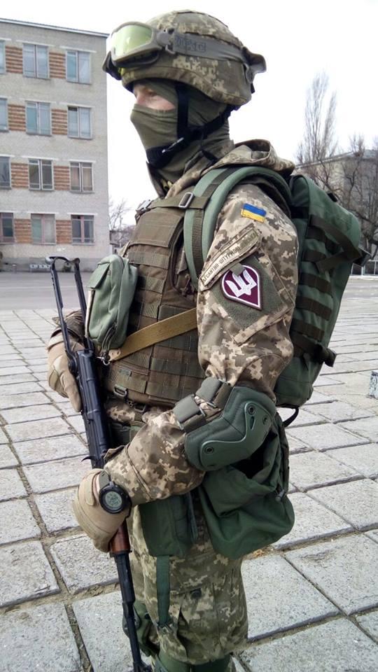 Modern Ukrainian uniform in photographs 4-_aao13