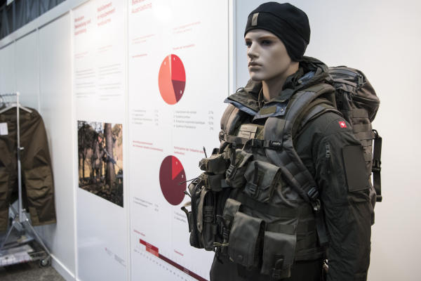 New (possible) uniform of the Swiss Armed Forces? 416ccd10