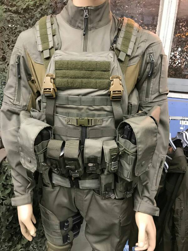 New (possible) uniform of the Swiss Armed Forces? 6f3fa210