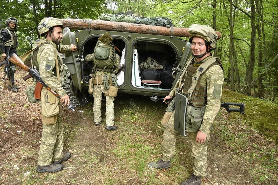 Modern Ukrainian uniform in photographs - Page 31 775f3d10