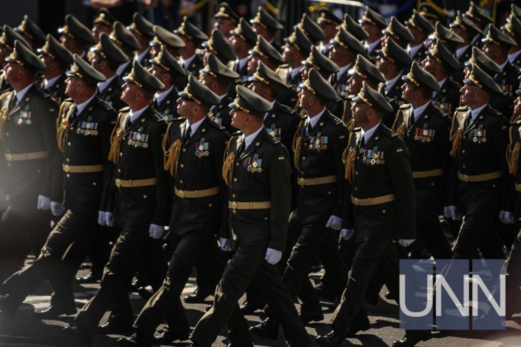 Modern Ukrainian uniform in photographs 8978eb10