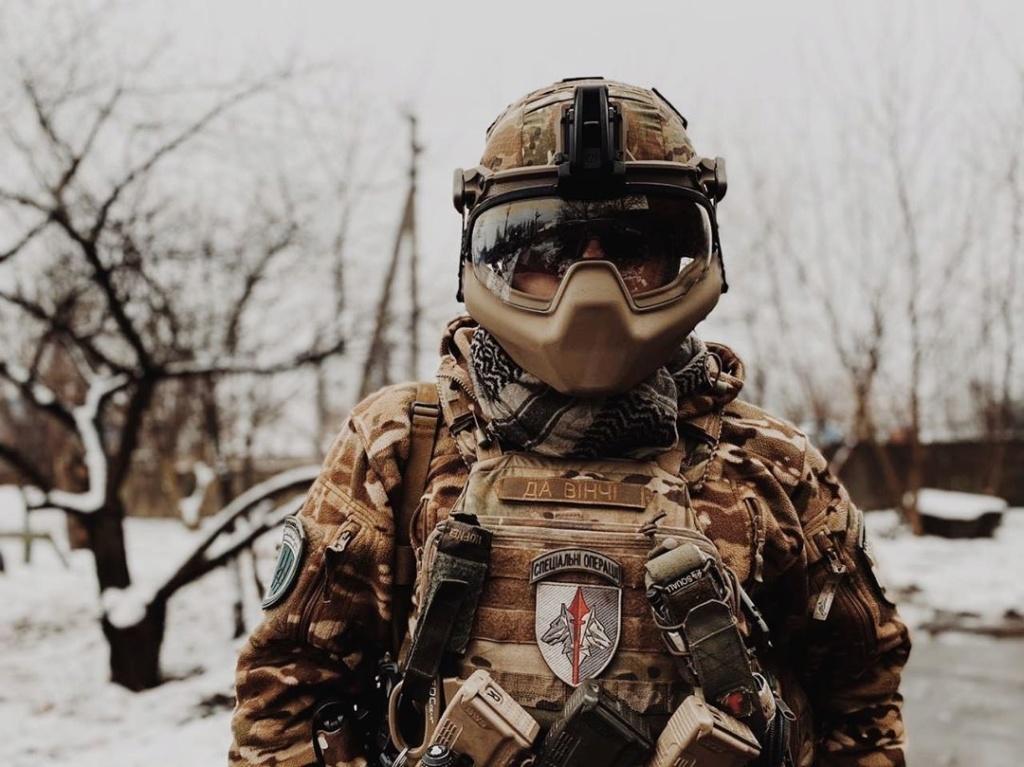 Modern Ukrainian uniform in photographs - Page 31 Aaa10
