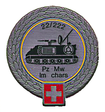 Ranks, badges, patches, epaulets of the Swiss Armed Forces - Page 19 Berete23