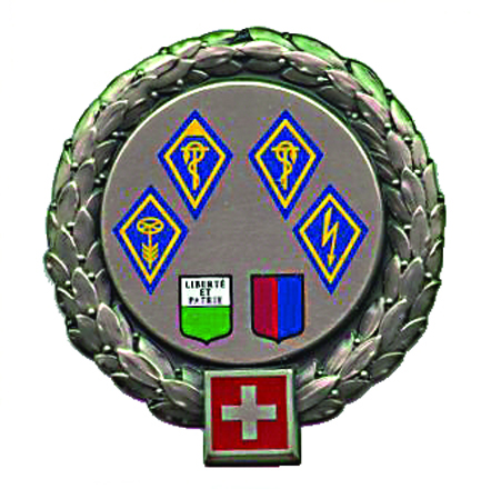 Ranks, badges, patches, epaulets of the Swiss Armed Forces - Page 19 Berete24