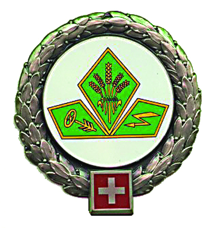 Ranks, badges, patches, epaulets of the Swiss Armed Forces - Page 19 Berete32