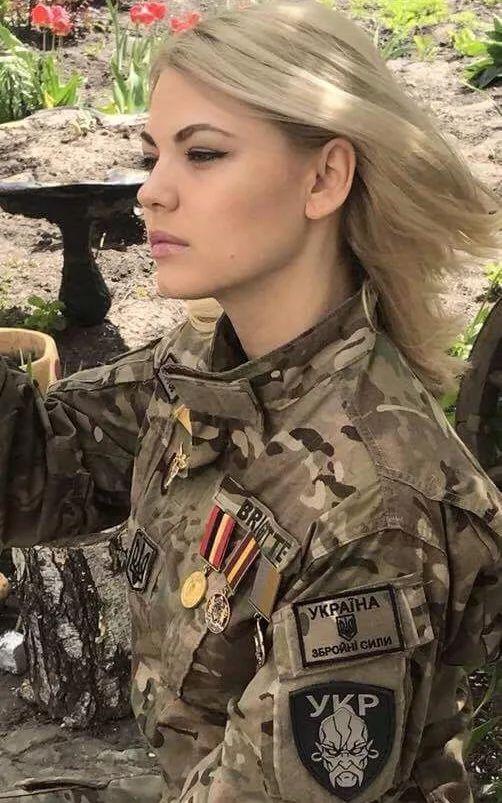 Modern Ukrainian uniform in photographs - Page 30 Cb713f10