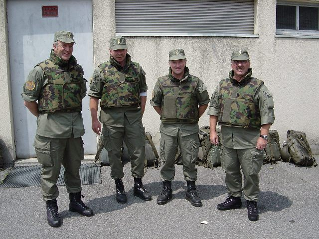 New (possible) uniform of the Swiss Armed Forces? - Page 2 Dsc00510